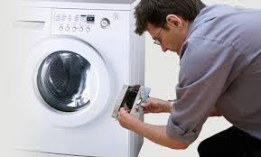 Máy giặt rò điện ra ngoài