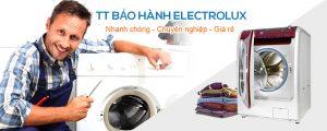 Bảo hành máy giặt Electrolux tại Hưng Yên