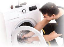 Thay công tắc cửa máy giặt Electrolux chính hãng
