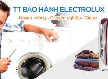 Sửa máy giặt Electrolux tại Bắc Giang