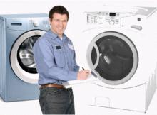 sửa máy giặt Electrolux tại Thạch Thất
