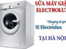 Tốp 8 địa chỉ sửa máy giặt Electrolux tại Hà Nội