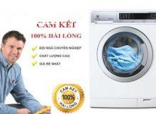 Sửa máy giặt Electrolux tại Times city