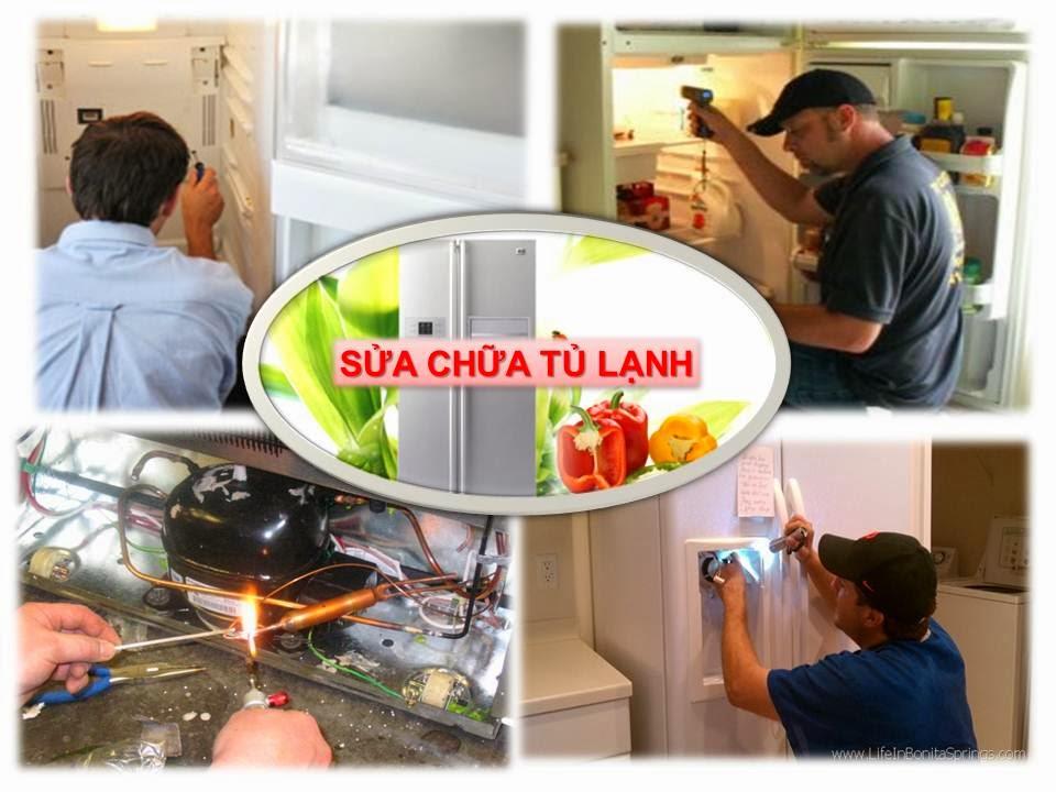 Sửa chữa tủ lạnh Electrolux tại Ngã Tư Sở