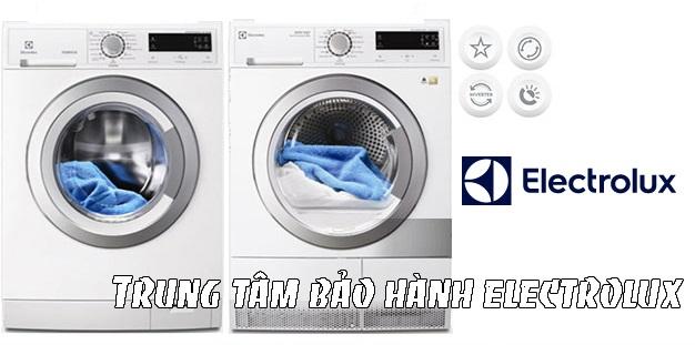 bảo hành máy giặt electrolu tại Bắc Ninh
