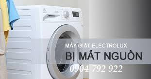 Sửa máy giặt Electrolux mất nguồn tại Vĩnh Phúc