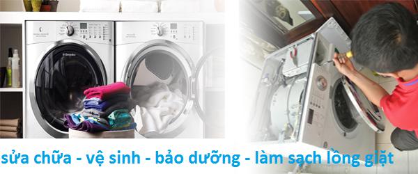 Sửa máy giặt Electrolux tại Thường Tín