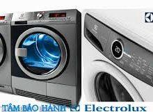 Trạm bảo hành máy giặt Electrolux tại Quốc Oai