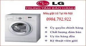 Trạm bảo hành máy giặt LG tại Vĩnh Phúc