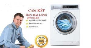 Sửa máy giặt Electrolux tại Bac từ Liêm
