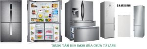 Sửa tủ lạnh chuyên nghiệp tại Hà Nội