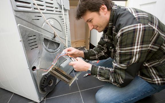 bảo dưỡng máy sấy Electrolux chuyên nghiệp