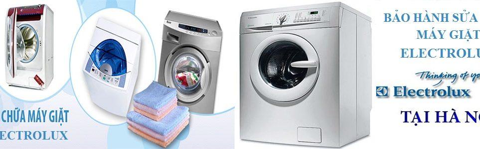 Sửa máy giặt Electrolux tại Bắc Thăng Long